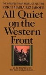 All Quiet on the Western Front by Erich Maria Remarque, translated from German by A. W. Wheen (challenge 19)